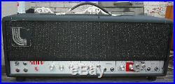 Laney Klipp 100w vintage valve amplifier super tube amp EL34 Black Sabbath group