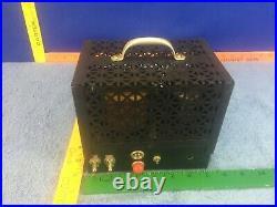 Linear Amp Amplifier Vintage Tube Ham / CB