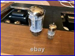 Luxman SQ38F Tube Stereo Integrated Amplifier Vintage Tested