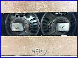 MAGNATONE (TONEMASTER) CUSTOM 260 Serviced Vintage Valve Amplifier / Tube Amp