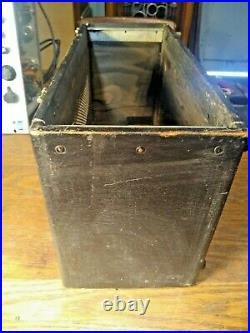 MAGNECORDER PT63J TUBE PRE-AMP Preamplifier Vintage RARE Tube