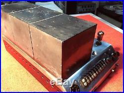MC iNTOSH Mc225 Amp. Tube Vintage Rare