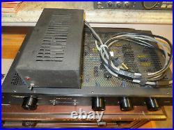 MFA Vintage Vacuum Tube Preamplifier, Model MAGUS B with Power Supply