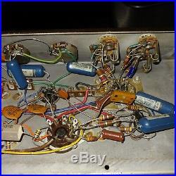 Magnatone 213 Vintage Tube Guitar Amp Amplifier Vibrato Troubador Evil Robot