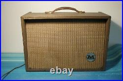 Magnatone Student Model No. 111 All Original Vintage Tube Amplifier