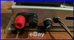Magnavox 8600 Tube Amp Single Ended Vintage Stereo Amplifier Restored EL84 12AX7