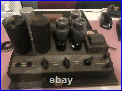 Magneta Time Vintage Tube Amplifier 1946 Great For Guitar Amp Conversion
