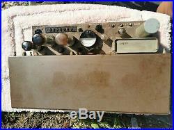 Marantz Model 2 Tube Amplifier Vintage Audio one pair original condition