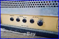 Marshall JCM800 2210 vintage tube guitar amp head excellent-100 watt amplifier