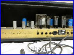 Marshall JMP Tube Amp Head Vintage in good condition