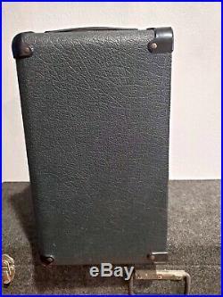 Marshall Studio 15 modded combo tube amp with Vintage Speaker Model 4001