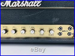 Marshall Vintage JMP MKII 50W Tube Electric Guitar Amp Head