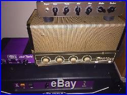 Masco Me-27 Vintage Tube Guitar Amplifier 50s boutique point to point amp