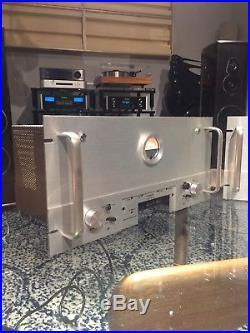 Matched Pair Marantz Model 9 Vintage Tube Amplifier Rare Rack Mounted Version