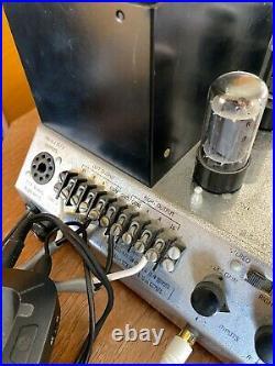 McIntosh 225 vintage tube amplifier MC225