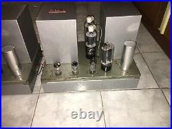McIntosh A-116 Vacuum tube amplifiers Pair 2 Working Unit product Vintage
