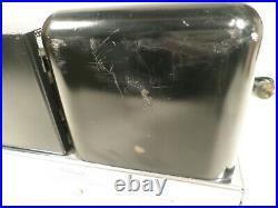 McIntosh Amplifier MC240 Stereo Vacuum Tube Power Rare Vintage Amp MC 240 withCage