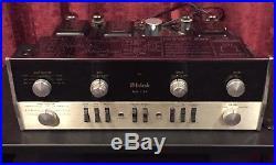 McIntosh MA-230 Vintage Tube Amplifier