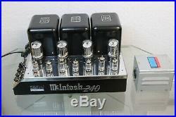 McIntosh MC240 High-End VINTAGE Röhrenverstärker Tube Amplifier