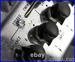 McIntosh MC275 Mk I Vintage Tube Power Amplifier Rare Fully Tested NOS Tubes