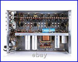 McIntosh MC-240 Stereo Vacuum Tube Power Amplifier Rare Vintage Amp MC240