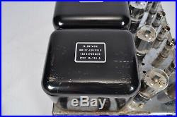 McIntosh MC 240 Vacuum Tube Amplifier 6L6 12AX7 Vintage Classic