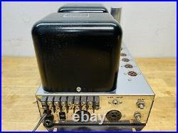 Mcintosh MC30/Mackit30 Vintage Tube Monoblock Amplifier Work, Sold Without Tube