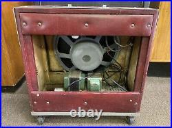 Mega-Rare Vintage 1955 STANDEL Model 25L15 Guitar Tube Amplifier