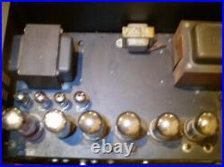 Mesa Boogie D-180 Bass Amp vintage tube guitar amplifier Cliff Burton