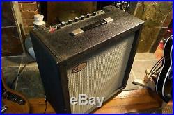 Meteor Univox U-45 B Vintage tube guitar amplifier Vintage tube amp
