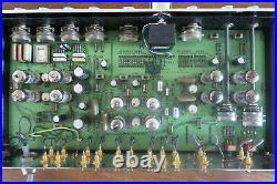 Michaelson & Austin Tvp-x Valve Pre Amp 1984 A Vintage Classic Paravicini Design