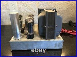 Mint Vintage Dynakit Dynaco Mark II Monoblock Mullard Tube Amplifier