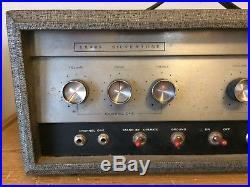 Nice Vintage Silvertone 1483 Guitar Amplifier Original RCA 6L6GC Tubes Amp Works