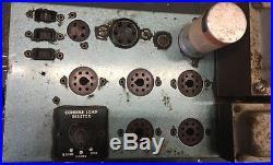 One Hammond Vintage Leslie Tube Amp, Tested, Vintage Unit Monoblock