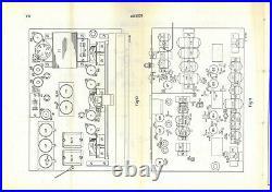 PHILIPS AG 9006 Vintage Röhrenverstärker Tube Amplifier absolutely rare