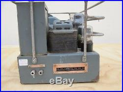POWER Amplifier VINTAGE DUCATI Tube 5X4 6L6 (KT66) 6J7 6N7 MONO STEREO AMP