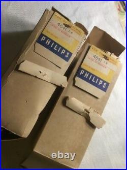 Pair 4641 Philips Vintage Triode Power Tube Röhren LK4250 PX25 Valve Amplifier