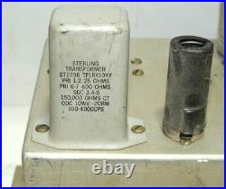 Pair Vacuum Tube Compressor Limiter For Vintage Tube Amplifiers
