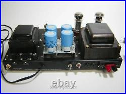 Pair Vintage Heathkit AA-91 Monoblock Tube Amplifiers / EL-34 - KT