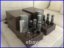 Pair of Marantz 5 Vintage Mono Bloc Tube Power Amp