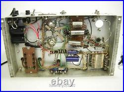 Pair of Vintage Allen Organ 75 Mono Tube Amplifiers / KT