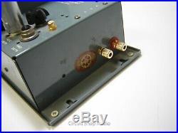 Pair of Vintage Ampex 6516-R2 Mono Tube Amplifiers / 807 6SL7 - KT