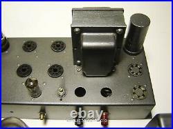 Pair of Vintage Baldwin 4 Output Tube Mono Block Amplifiers / 6L6 / 545-22 - KT