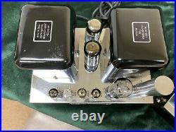 Pair of Vintage McIntosh M-30 MC30 Model Type A-116-B Tube Amplifiers