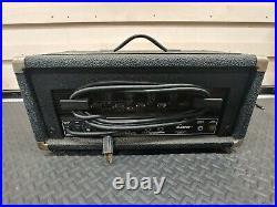 Peavey Rockmaster Vintage Tube Series Amplifier Head Guitar Bass Amp