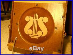 Premier 76 Guitar Tube Amplifier Suitcase Amp Temolo Vintage USA 1958 Harmonica
