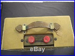 Premier Amplifier Model 50 with Original Box Vintage 1950's Tube Amp RARE