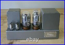 Quad II Amplifiers GEC / Mullard Tubes / Valves Classic Vintage Hi-Fi Ship WithW