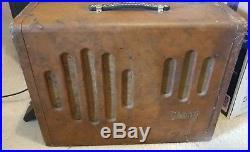 RARE 1950's Gibson GA50T Vintage Tube Amplifier Gd shape. Withorig Jensens. Tremolo