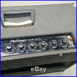 RARE 1967 Hilgen Challenger R2024 Tube Amp 112 Combo 7591 Guitar Sano Vintage
